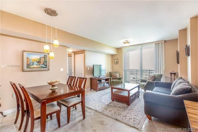 1745 E Hallandale Beach Blvd 2301W, Hallandale Beach, FL 33009 (MLS #A10865093) :: Berkshire Hathaway HomeServices EWM Realty