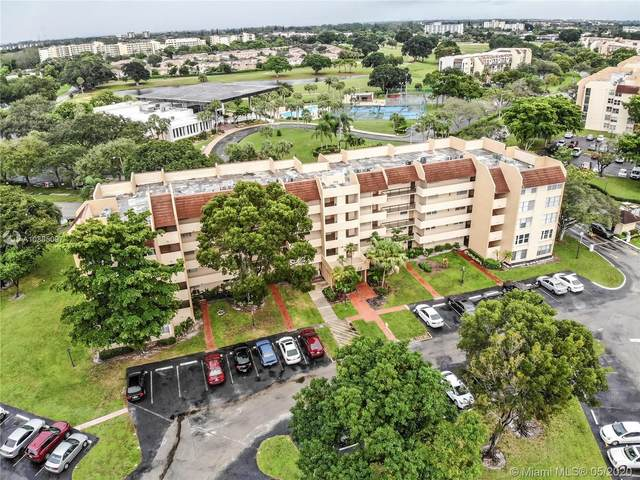 3801 Environ Blvd #418, Lauderhill, FL 33319 (MLS #A10865097) :: Patty Accorto Team