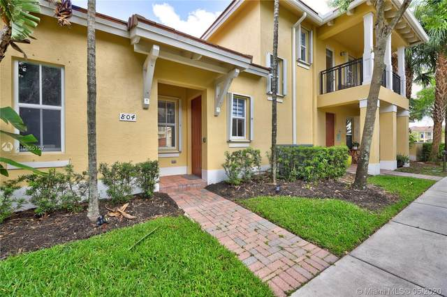 4680 Mimosa Pl #804, Coconut Creek, FL 33073 (MLS #A10865127) :: Re/Max PowerPro Realty