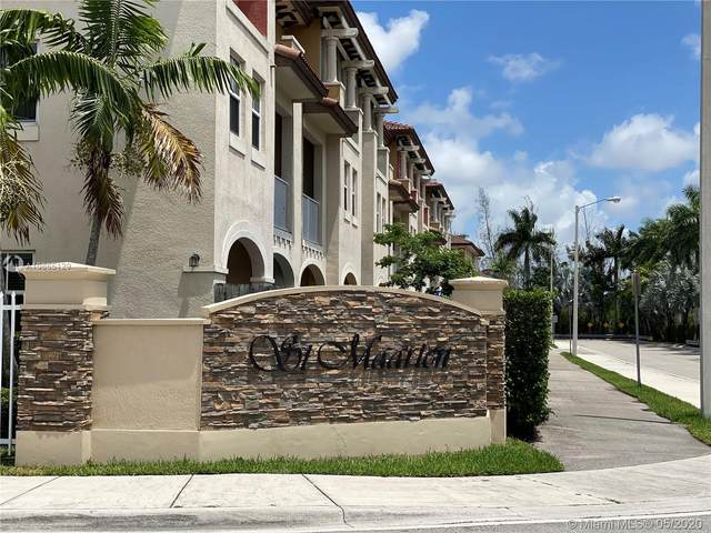 8960 NW 97th Ave #109, Doral, FL 33178 (MLS #A10865129) :: Prestige Realty Group