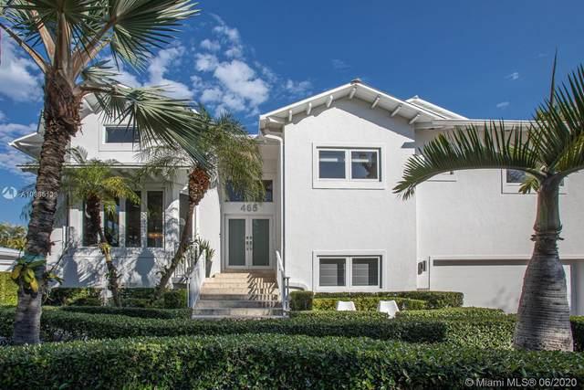 465 Warren Ln, Key Biscayne, FL 33149 (MLS #A10865133) :: The Riley Smith Group
