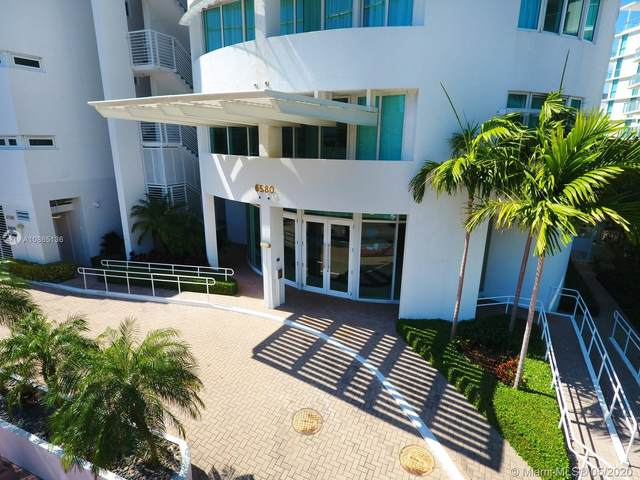 6580 Indian Creek Dr #202, Miami Beach, FL 33141 (MLS #A10865136) :: The Riley Smith Group