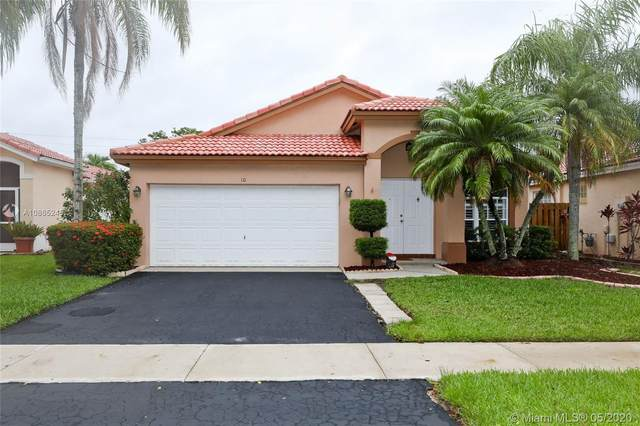 10 Gables Blvd, Weston, FL 33326 (MLS #A10865245) :: The Rose Harris Group