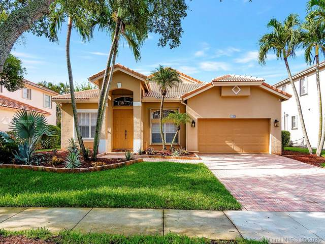 17078 NW 16th St, Pembroke Pines, FL 33028 (MLS #A10865302) :: United Realty Group