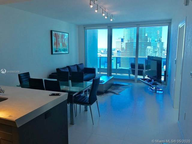 200 Biscayne Boulevard Way #3610, Miami, FL 33131 (MLS #A10865359) :: Prestige Realty Group
