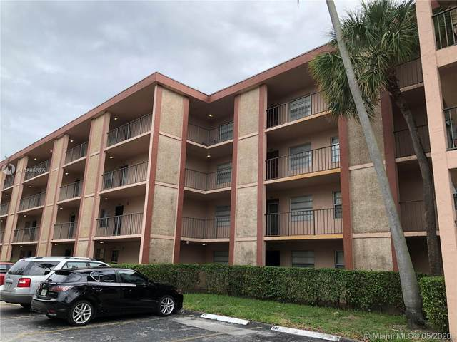 3001 NW 48th Ave #442, Lauderdale Lakes, FL 33313 (MLS #A10865375) :: The Riley Smith Group