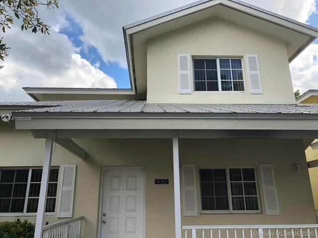 430 NW 20th St #3, Miami, FL 33127 (MLS #A10865456) :: Berkshire Hathaway HomeServices EWM Realty