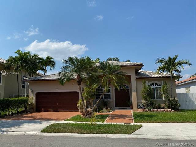 9081 NW 145th St, Miami Lakes, FL 33018 (MLS #A10865515) :: Lucido Global