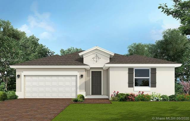 13231 SW 272 LN, Homestead, FL 33032 (#A10865519) :: Real Estate Authority