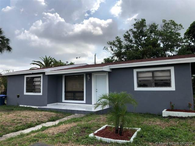 19001 NW 23rd Ct, Miami Gardens, FL 33056 (MLS #A10865532) :: Lucido Global
