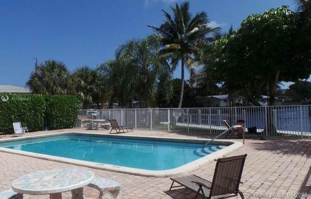 151 SE 6th Ave #13, Pompano Beach, FL 33060 (MLS #A10865543) :: RE/MAX