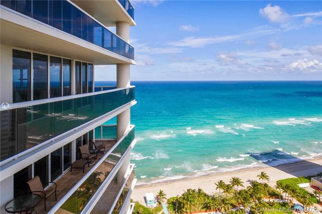 1850 S Ocean Dr #2405, Hallandale Beach, FL 33009 (MLS #A10865552) :: Ray De Leon with One Sotheby's International Realty