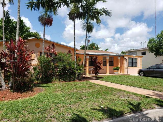 19610 NW 4th Ave, Miami Gardens, FL 33169 (MLS #A10865629) :: Carole Smith Real Estate Team