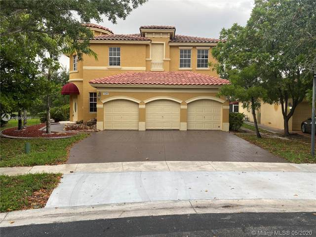 5200 SW 141st Ter, Miramar, FL 33027 (MLS #A10865640) :: Re/Max PowerPro Realty
