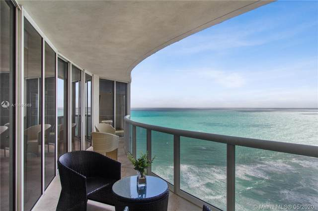 17201 Collins Ave #3003, Sunny Isles Beach, FL 33160 (#A10865669) :: Real Estate Authority