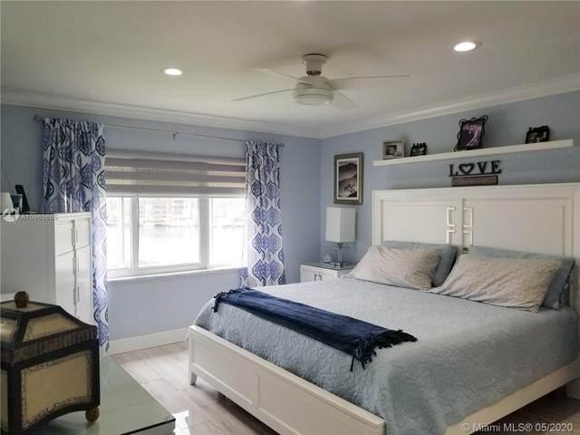 120 Golden Isles Dr 31B, Hallandale Beach, FL 33009 (MLS #A10865685) :: Castelli Real Estate Services