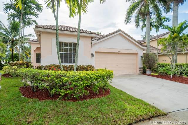 1486 Zenith Way, Weston, FL 33327 (MLS #A10865706) :: The Paiz Group
