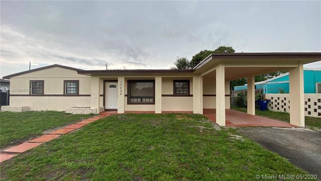 17220 NW 43rd Ave, Miami Gardens, FL 33055 (MLS #A10865775) :: Lucido Global
