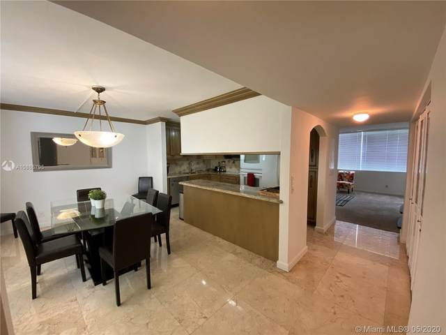 20441 NE 30th Ave 314-9, Aventura, FL 33180 (MLS #A10865795) :: THE BANNON GROUP at RE/MAX CONSULTANTS REALTY I