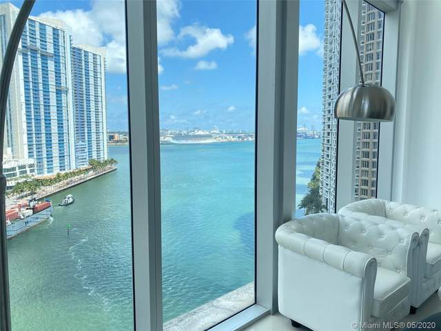 465 Brickell Ave #1502, Miami, FL 33131 (MLS #A10865798) :: Castelli Real Estate Services