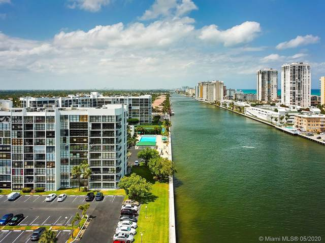 800 E Parkview Dr #120, Hallandale Beach, FL 33009 (MLS #A10865804) :: Castelli Real Estate Services