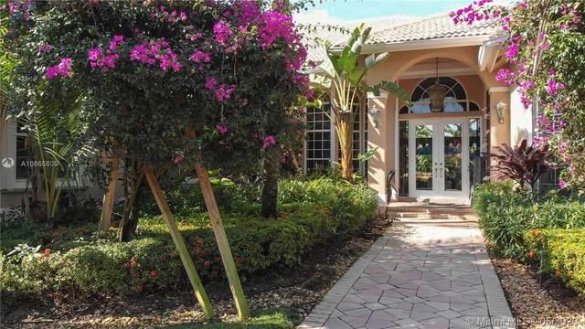 3767 Pine Lake Dr, Weston, FL 33332 (MLS #A10865809) :: Castelli Real Estate Services
