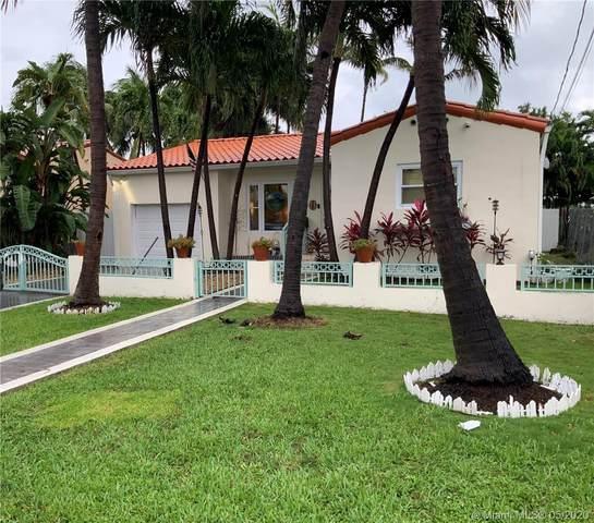9265 Dickens Ave, Surfside, FL 33154 (MLS #A10865811) :: Grove Properties