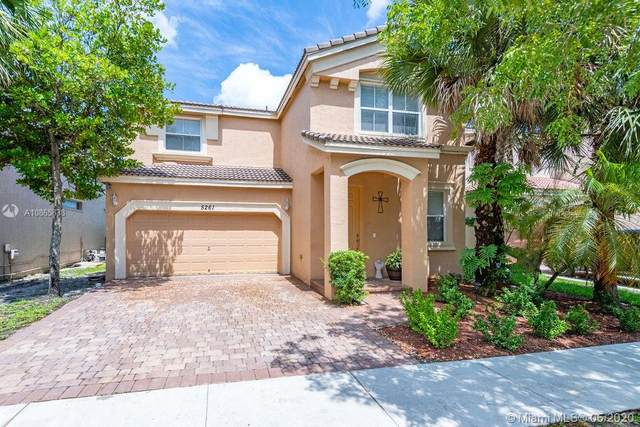 5261 SW 155th Ave, Miramar, FL 33027 (MLS #A10865838) :: The Teri Arbogast Team at Keller Williams Partners SW