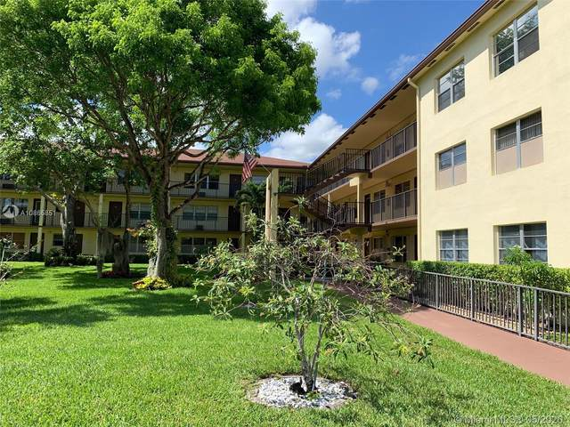 13455 SW 3rd St 310S, Pembroke Pines, FL 33027 (MLS #A10865851) :: Castelli Real Estate Services
