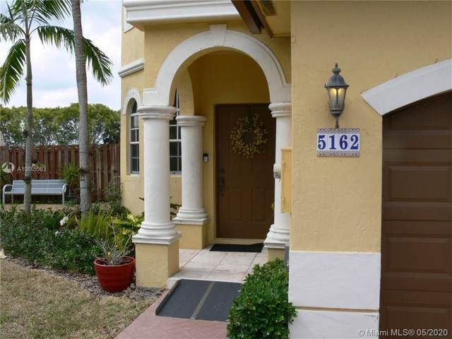 5162 SW 141st Ter #5162, Miramar, FL 33027 (MLS #A10865983) :: Re/Max PowerPro Realty