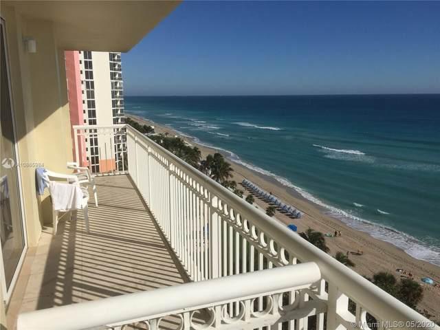 19201 Collins Ave #1015, Sunny Isles Beach, FL 33160 (#A10865984) :: Dalton Wade