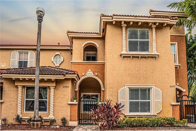 2585 SW 121st Ter #2004, Miramar, FL 33025 (MLS #A10866003) :: Re/Max PowerPro Realty