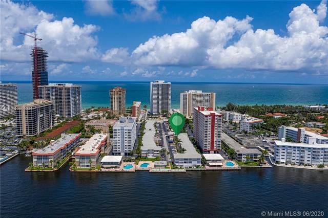 3133 S Ocean Dr #216, Hallandale Beach, FL 33009 (MLS #A10866034) :: ONE | Sotheby's International Realty