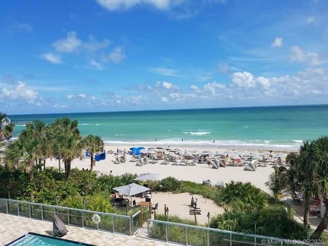 17315 Collins Ave #806, Sunny Isles Beach, FL 33160 (MLS #A10866088) :: Berkshire Hathaway HomeServices EWM Realty