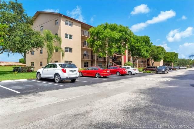 700 SW 128th Ave 306C, Pembroke Pines, FL 33027 (MLS #A10866127) :: GK Realty Group LLC