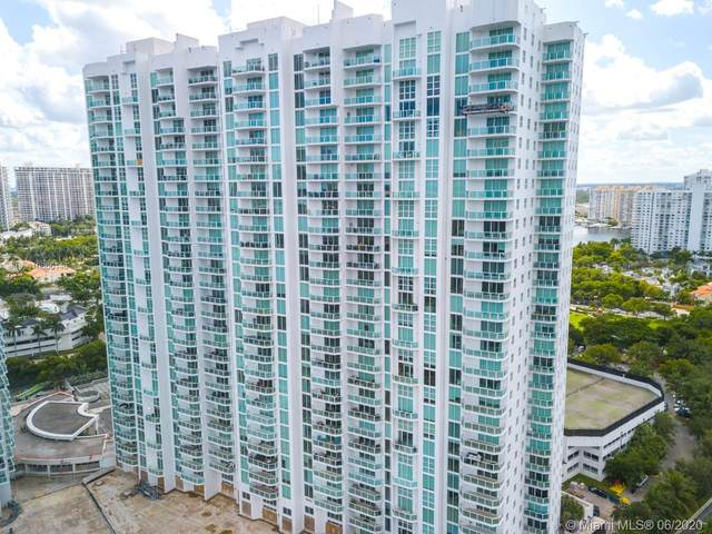 3301 NE 183rd St #1605, Aventura, FL 33160 (MLS #A10866146) :: The Teri Arbogast Team at Keller Williams Partners SW