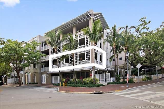 3540 Main Hwy #210, Miami, FL 33133 (MLS #A10866160) :: Castelli Real Estate Services