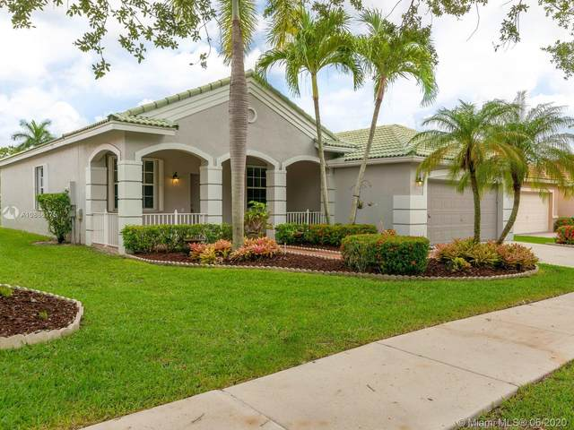 4002 Pinewood Ln, Weston, FL 33331 (MLS #A10866175) :: ONE Sotheby's International Realty