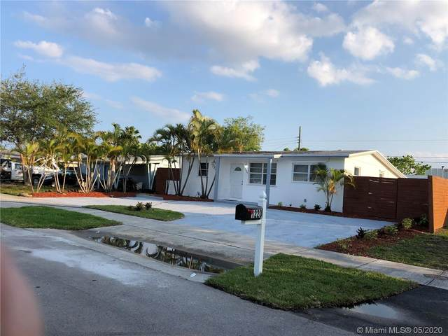 1220 NW 41st St, Oakland Park, FL 33309 (MLS #A10866233) :: Castelli Real Estate Services