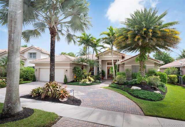 1651 Victoria Pointe Ln, Weston, FL 33327 (MLS #A10866258) :: THE BANNON GROUP at RE/MAX CONSULTANTS REALTY I