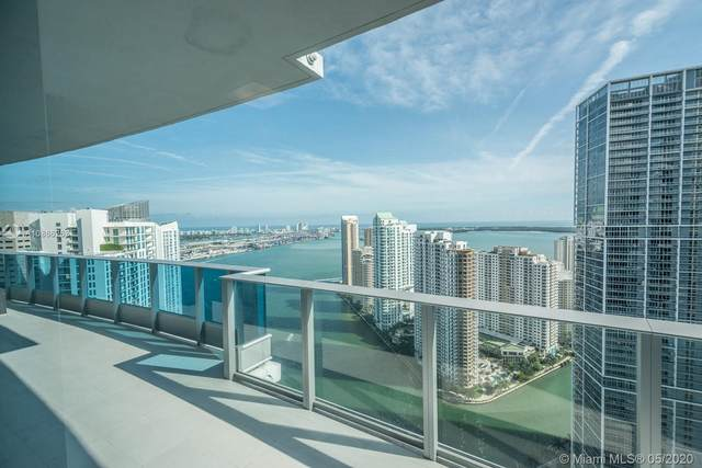 200 Biscayne Boulevard Way #4607, Miami, FL 33131 (MLS #A10866263) :: Prestige Realty Group
