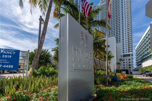 4010 S Ocean Dr #1206, Hollywood, FL 33019 (MLS #A10866264) :: Lucido Global