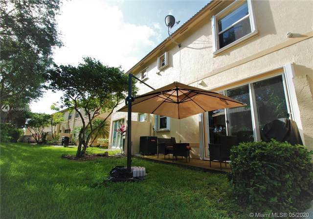 877 NW 170th Ter #7, Pembroke Pines, FL 33028 (MLS #A10866269) :: United Realty Group