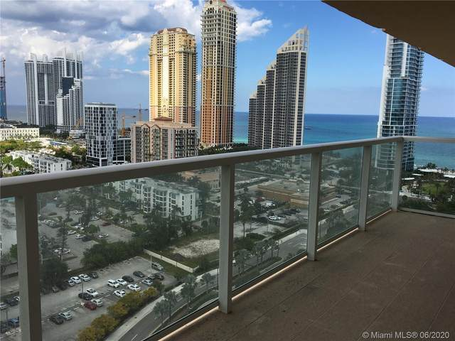 230 174th St #2408, Sunny Isles Beach, FL 33160 (MLS #A10866275) :: Ray De Leon with One Sotheby's International Realty