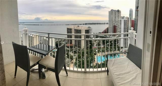 185 SE 14th Ter #2604, Miami, FL 33131 (MLS #A10866303) :: The Riley Smith Group
