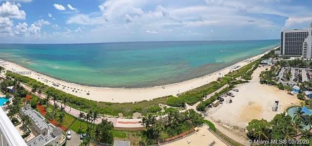 4747 Collins Ave Ph05, Miami Beach, FL 33140 (MLS #A10866307) :: Laurie Finkelstein Reader Team