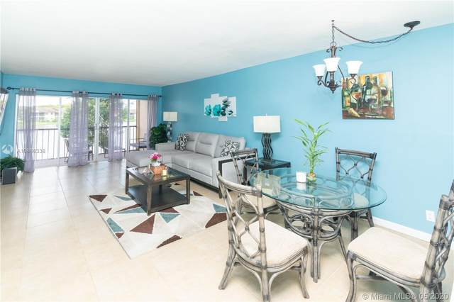 3955 N Nob Hill Rd #208, Sunrise, FL 33351 (MLS #A10866338) :: Patty Accorto Team