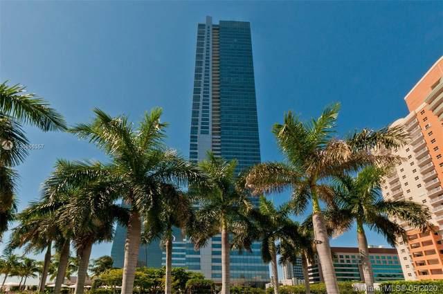 1425 Brickell Ave Ph69c, Miami, FL 33131 (MLS #A10866357) :: The Riley Smith Group