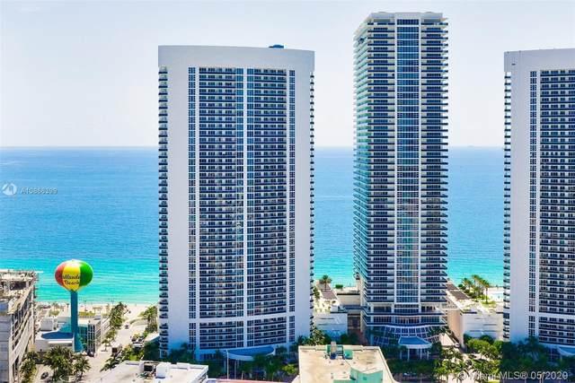 1800 S Ocean Dr #3710, Hallandale Beach, FL 33009 (MLS #A10866399) :: Castelli Real Estate Services