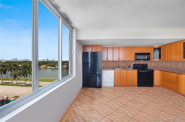 5401 Collins Ave #534, Miami Beach, FL 33140 (MLS #A10866403) :: Patty Accorto Team